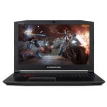 "Acer Predator Helios PH315-51-749A 15.6"" FHD IPS Intel Core i7-8750H, 8GB, 1TB HDD GeForce GTX1060 Linux fekete"