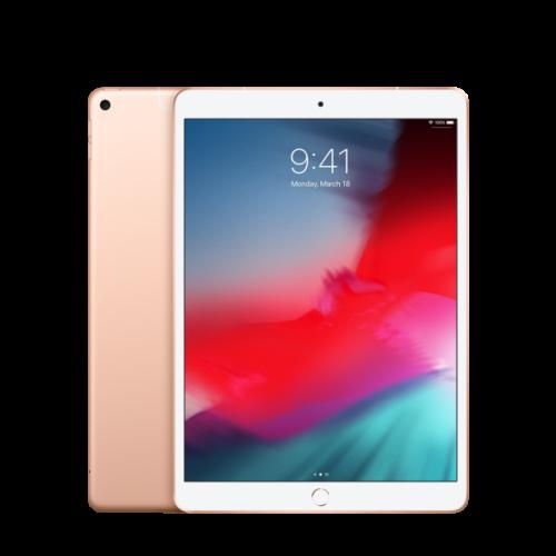 "Apple 10.5"" iPadAir 3 Wi-Fi + Cellular 256GB - Gold (2019)"