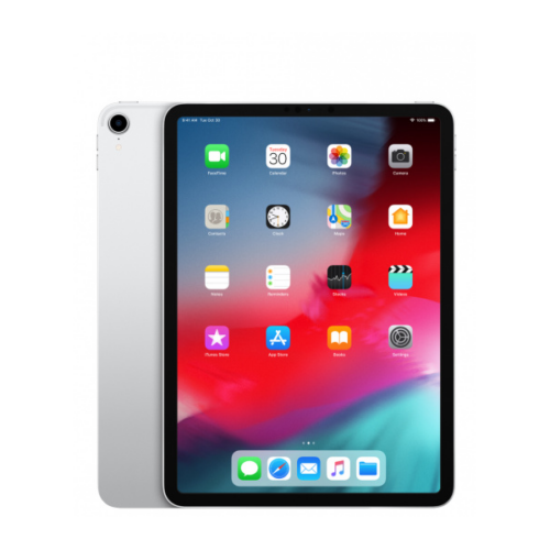 Apple 11-inch iPad Pro Wi-Fi 64GB - Silver (2018)