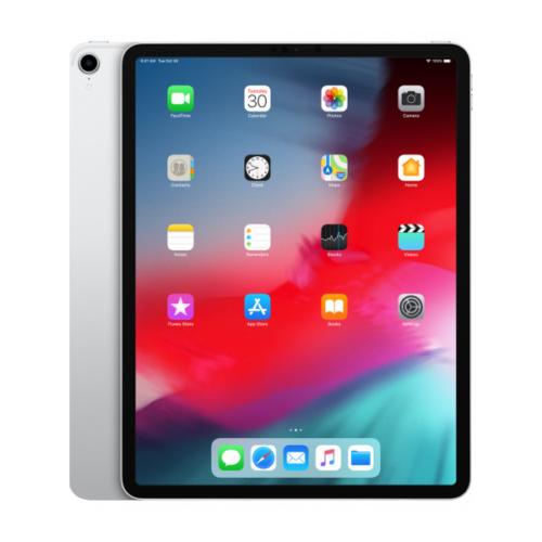 "Apple 12.9"" iPad Pro Cellular 64GB - Silver (2018)"
