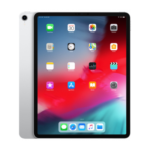 Apple 12.9-inch iPad Pro Wi-Fi 256GB - Silver (2018)
