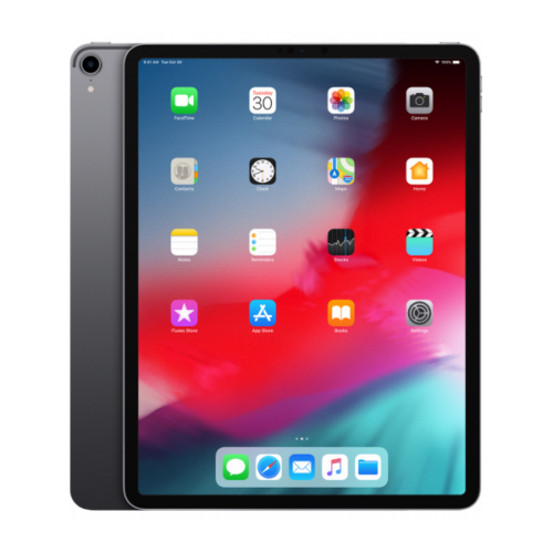 Apple 12.9-inch iPad Pro Wi-Fi 256GB - Space Grey (2018)
