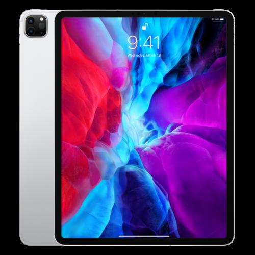 "Apple 12.9"" iPad Pro Cellular 256GB - Silver (2020)"
