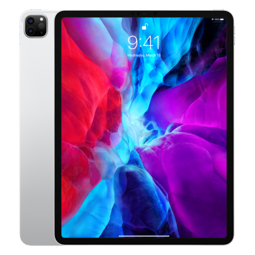 "Apple 12.9"" iPad Pro Wi-Fi 1TB - Silver (2020)"