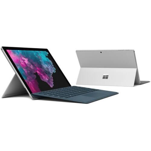 "Microsoft Surface Pro 6 - 12.3"" (2736 x 1824) - Core i7 (8650U, HD 620) - 16GB RAM - 512GB SSD - Windows 10 Pro, Plat"